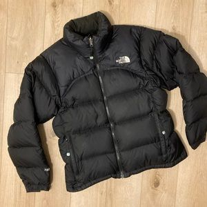 The North Face 700 Fill Puffer Jacket